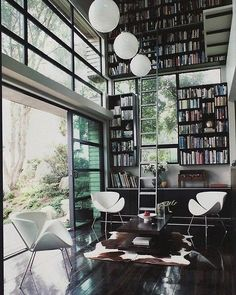 Awesome home library idea for book lovers ;) #cool #amazing #beautiful #awesome #library #book #musthave #happy #sunshine #omg #loft #photooftheday #house #loftdesign #industrial #industrialdesign #loftspiration #sommer #inspiration #instadaily #design #interior #interiordesign #homedecor #art #style #luxury #youcandoit #purpose #dreamhouse by loftspiration