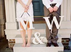 Engagement photo idea - save the dates
