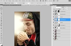 How to Add Lens Flare To Your Image Using Photoshop