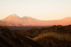 Valle de la Luna - Deserto do Atacama