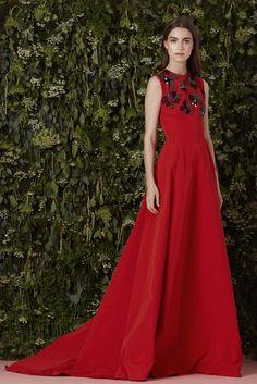 Lela Rose Resort 2016 Fashion Show