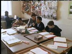 Poor Man's Eton was broadcast in 1987 as part of the BBC's Forty Minutes series.  It tells the story of Woolverstone Hall School near Ipswich, Suffolk, a comprehensive boarding school for boys run by the then Inner London Education Authority.  The film portrays the school and follows the struggle to keep the school open.