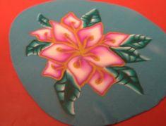 FimoCrazy - Polymer Clay Escapades.: Tropical Flower Tutorial
