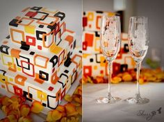 Modern Fall Wedding Cakes pictures Great Ideas for Fall Wedding Cakes Youll Love modern  Wedding Cakes