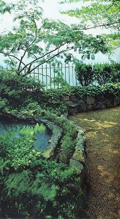 Woody Allen's Garden  Image Via: Wary Meyers