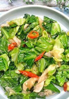 Tumis Cuciwis Tumis Makanan Resep Masakan