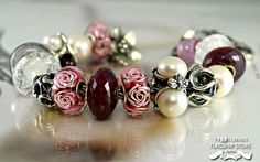 Mother's Rose Trollbeads Mother's Day May 2015