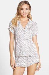 Eberjey Jersey Shorts Pajamas