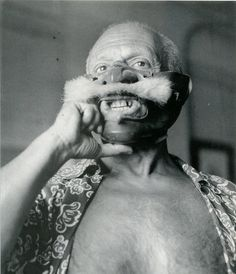 """Pablo Picasso"" - Robert Capa 1951"