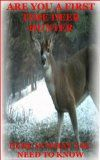Free Kindle Book -  [Sports & Outdoors][Free] Are You A First Time Deer Hunter