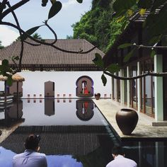 """Low Chin Siang on Instagram: """"Shooting in progress at the beautiful #fourseason spa.. #motioninstyle #wedding #langkawi"""""""