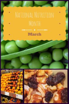 31 Day Nutrition Challenge for National Nutrition Month will kick off March 1st!  - Simple Delights