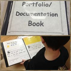 Learn more about Portfolio/Documentation Books in our Kindergarten Class