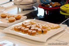 Claudio Menconi chef - parte 1 – impasti dolci e salati
