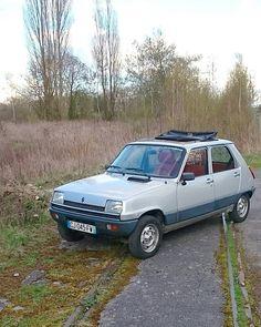 Renault 5 GTL. #renault