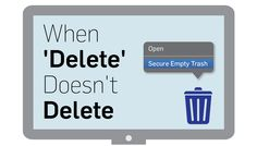 How to Permanently Delete Files with Sensitive Data