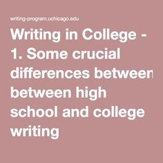 differences between a college and a university interesting topics for research papers high school