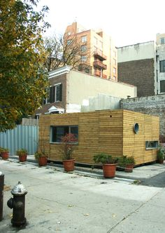 A Beautiful Solution For Shipping Container Homes.  #TinyHouseforUs