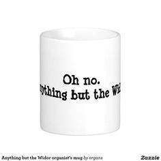 Anything but the Widor organist's mug