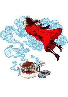 Yuko Shimizu weight loss illustration