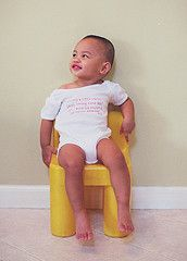 Lifelong Photo Project: Child & Chair - Yearly