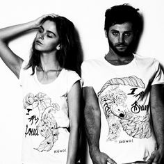 Avès | Sherkan  MONO| Maglieria Artigianale  Disponibile su www.buckness.com  #mono#tshirt#blackandwhite#fashion#style