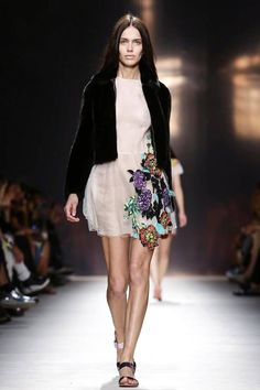Blumarine Spring Summer 2015 Collection.