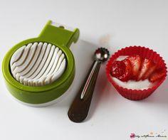 Kids Kitchen: Easy Strawberry & Yogurt Bedtime Snack for Kids