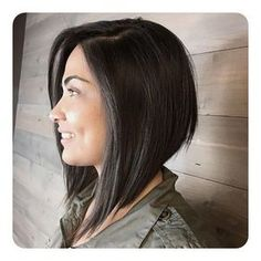 2018 Popular Inverted Bob Hairstyles For Women_Bob Hair