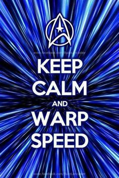 Keep Calm ~ Star Trek