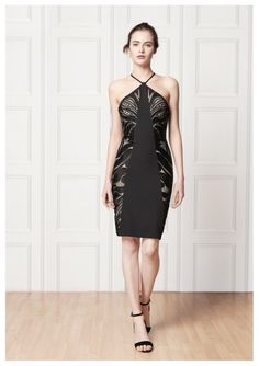 Event Dresses, Fall Dresses, Contemporary Dresses, Catwalk Fashion, Stretch Lace, Dress Backs, Lace Dress, Celebrity Style, Women Wear