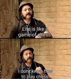 An accurate representation of trying to figure out life. - Imgur
