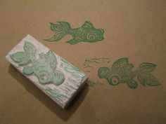fish stamp!