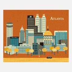Atlanta / by Karen Young