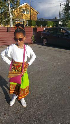 Kenyan Prinsess