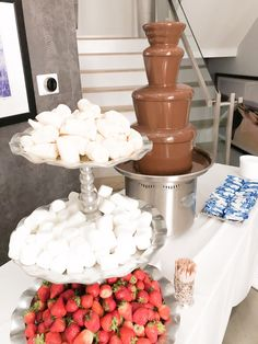 Chocolate Fountain f
