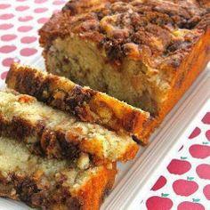 Best recipes in world: Apple Cinnamon Loaf