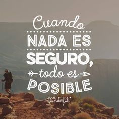 Todo puede pasar… #mrwonderful #quote #motivation