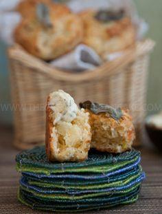 A minha receita para Scones Salgados <3 My recipe for Buttermilk Biscuits <3
