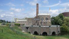 Cruquius Mill, the Netherlands