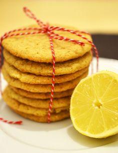 Zitronenkekse: Einfach nur lecker und ganz schnell weg!