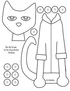 Pete the Cat activities: FREE Pete the Cat Cause and