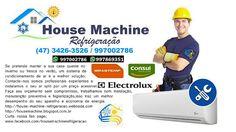 REFRIGERAÇÃO  HOUSE MACHINE: Pensando em instalar Condicionador de ar Split?