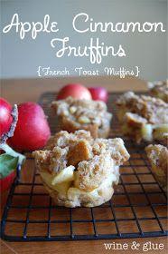 Apple Cinnamon Fruffins