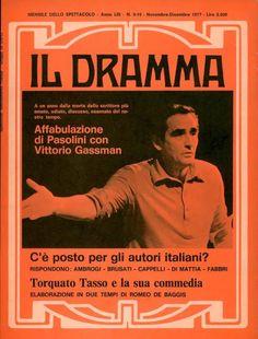 Pier Paolo Pasolini - Eretico e Corsaro : Perchè Pasolini - Intervista con Vittorio Gassman