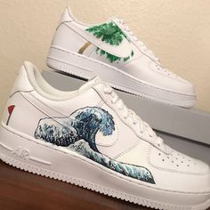 ✨pin from dangerous ✨ gal observe me for lit boards Nike Shoes Air Force, Aesthetic Shoes, Hype Shoes, Fresh Shoes, Painted Shoes, Sneaker Boots, Custom Shoes, Vans Shoes, Sneakers Nike