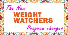 nice The NEW Weight Watchers Plan Changes: Explained