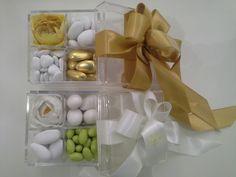 Idea Regalo: scatola portaconfetti #confetti #caramelle #cioccolatini #matrimonio #wedding #regalo #gift