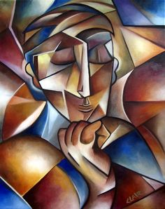 Stephanie Clair | American cubist painter | Tutt'Art@ | Pittura * Scultura * Poesia * Musica |