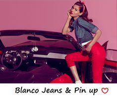 *Poppy Jota* Blog de moda, tendencias, belleza... desde Barcelona: Quieres un look Pin Up?